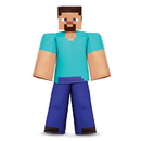 Disguise 249101 Minecraft - Steve Prestige Child Costume M