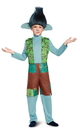 Disguise 249108 Trolls -  Branch Deluxe Costume Costume w/Wig (10 - 12)