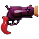 Rubies 249136 DC Comics - Harley Inflatable Gun