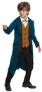 Rubies 249156 Fantastic Beasts and Where to Find Them - Newt Deluxe Child Costume S