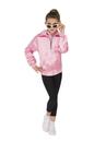 Rubies 249188 Grease - Girls Black Stretch Leggings M