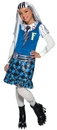 Rubies 249231 Monster High - Frankie Stein Child Costume S