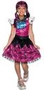 Rubies 249234 Monster High - Draculaura Child Costume S