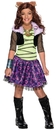Rubies 249237 Monster High - Clawdeen Wolf Child Costume S