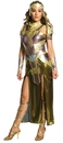 Rubies 249276 Wonder Woman Movie - Hippolyta Deluxe Women's Costume L