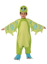 Rubies 249284 Draggles Hatchimal - Green Child Costume XS
