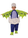 Rubies 249290 Draggles Hatchimal - Dark Purple Child Costume XS
