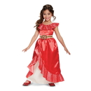 Disguise 249362 Elena of Avalor - Elena Deluxe Adventure Gown Child Costume (4 - 6X)