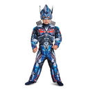 Disguise 249458 Transformers - Optimus Prime Toddler Muscle Costume (3T - 4T)