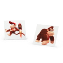 BirthdayExpress 252001 Donkey Kong Tattoos