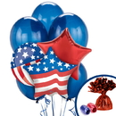 Birth5000 252206 Camo Army Soldier Balloon Bouquet