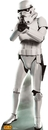 Advanced Graphics 253068 Star Wars Stormtrooper Standup - 6' Tall