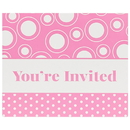 Birth5000 254430 Pink Invitations (8)