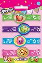Unique 255467 Shopkins Stretchy Bracelets (4)
