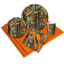 Birthday Express 255669 Hunting Camo Party Pack