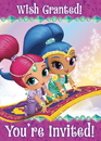Shimmer & Shine  Invitations (8)