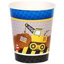 Construction Party 9oz Paper Cups