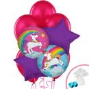 258181 Fairytale Unicorn Party Balloon Bouquet
