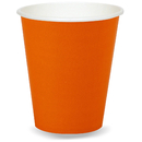 Creative Converting 258961 9 oz. Cup - Orange (8)