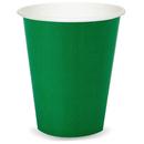 Creative Converting 258968 Emerald Green (Green) 9 oz. Cups
