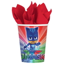 BuySeasons 581741 PJ Masks 9oz Paper Cups (8)