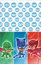 BuySeasons 570024 PJ Masks Tablecover