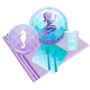 Mermaids Under The Sea 24 Guest Party Pack
