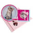 Rachaelhale Glamour Cats 8 Guest Party Pack