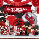 Ninja Warrior 8 Guest Party Pack