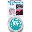 29845 50' Balloon Deco Strip-Clear