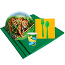 Jungle Party 8 Guest Party Pack