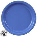 True Blue 260073 (Blue) Paper Dinner Plates (48)