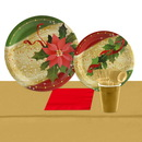 Sparkling Christmas 24 Guest Party Pack
