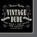 Creative Converting 260651 Vintage Dude Luncheon Napkins (16)