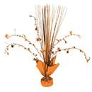 Amscan 261210 Orange Spray Centerpiece (1)