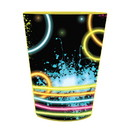 Creative Converting 261750 Glow Party 16 Oz Plastic Favor Cup