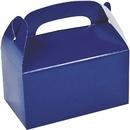 FUN EXPRESS 618782 Blue Treat Favor Boxes (12)
