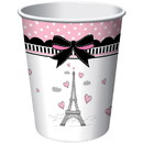 Creative Converting 261893 Paris Party 9oz Cups (8)