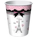 Creative Converting 261893 Paris Party 9oz Cups (8)
