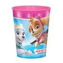 UNIQUE INDUSTRIES 262300 Paw Patrol Pink 16oz Plastic Favor Cup