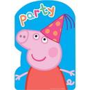 Amscan 262303 Peppa Pig Invitations (8)
