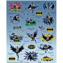 UNIQUE INDUSTRIES 262330 Batman Sticker Sheets(4)
