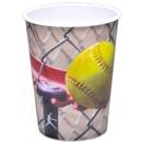Havercamp 262512 Fastpitch 16Oz Plastic Favor Cup(1)