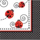 Forum Novelties 262927 Ladybug Luncheon Napkins (16)