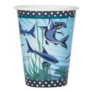 Forum Novelties 262932 Shark Party 9oz Cups (8)