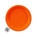 Creative Converting 263555 Dessert Plate - Orange (48)
