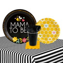 Mama to Bee 24 Guest Party Pack
