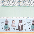Rachael Hale Cats Rule Tablecover