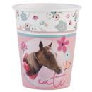 Birth5000 264140 Rachael Hale Beautiful Horse 9oz Paper Cups (8)