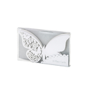 S-AIR-PLACECARD Talking Tables White Butterfly Place Cards (10)